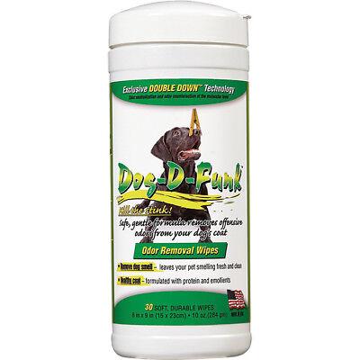 D-Funk Dog Odor Removal Wipes