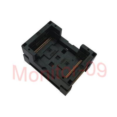 1piece Tsop48 Sop48 Adapter Test Socket For Programmer Tnm5000 Xeltek