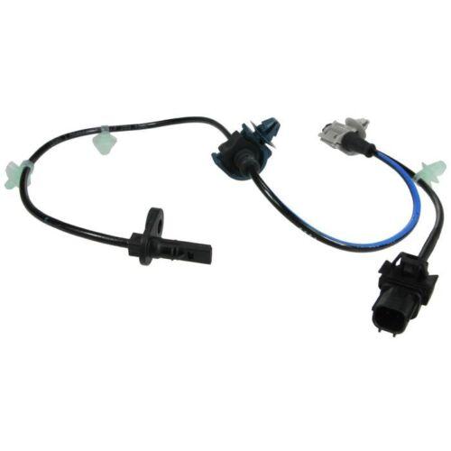 ABS Wheel Speed Sensor-AWD Rear Left Wells SU15336 Fits