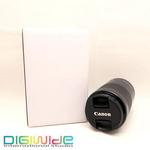 NEW Canon EF-M 55-200mm f/4.5-6.3 IS STM Lens for EOS M1 M2 M3 IN UK NEXTDAY D