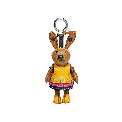 MCM Animal Doll Cham Bisetoseu L Rabbit Other Accessories MYZ6SXL30CO Cognac Col