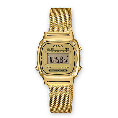 dade929c2f63 Reloj Casio Retro Collection LA670WEMY-9EF Color Dorado   Envío 24h Gratis