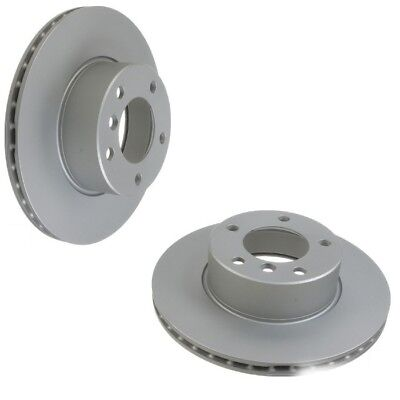 Front BMW 525i 2001 2002 2003 528i 1997 1998-2000 E39 Front Disc Brake Rotor for sale  Shipping to Canada