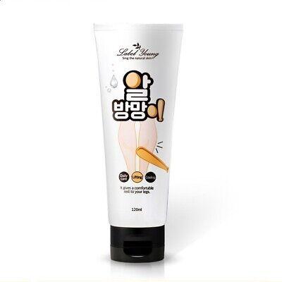 Label Young Shocking R Bat Cream 120ml Cooling Moisturizing K-Beauty