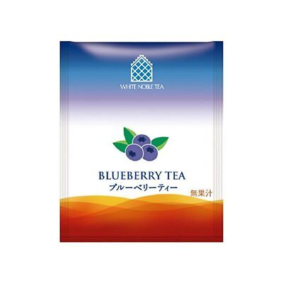 White Noble tea blueberry 2.2g x 50 pieces from Japan