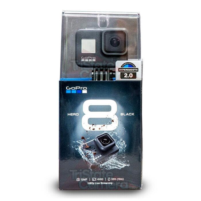 GoPRO Hero8 Action Camera (Black) CHDHX-801