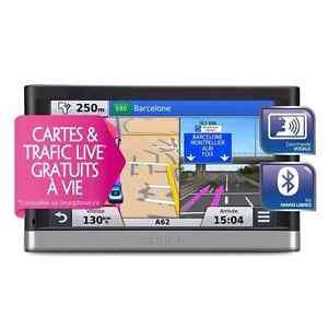 Garmin GPS 2495 free maps$90;Garmin 2597 free maps,traffic$125