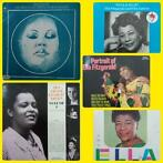 Billie Holiday, Ella Fitzgerald - nice lot with 5 fine jazz