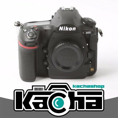 NEU Nikon D850 Digital SLR Camera (Body Only)