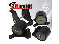 for Honda Civic 96-00 EK Em1 D15 D16 B16 B17 B20 Swap Engine Mount Motor Mount