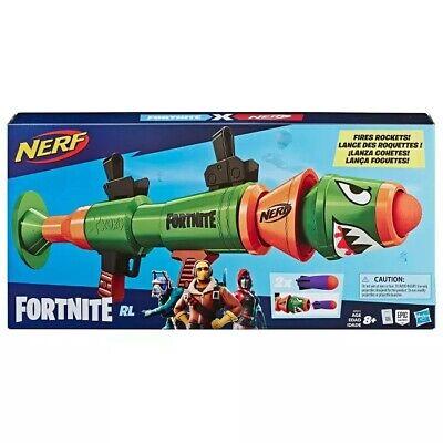 NERF Fortnite Rl Blaster for Youth, Teen, Adults Fun Game Dart Gun