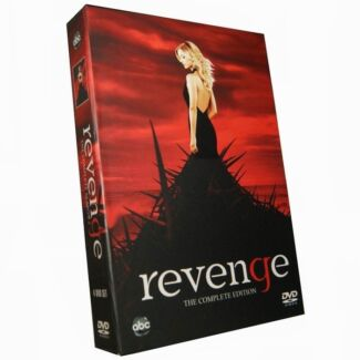 Revenge Season 1-2 Dvd Aberglasslyn Maitland Area Preview