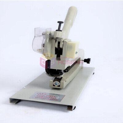 5.5mm Buttonhole Machine Semi-automatic File Bag Eyelet Punching Machine Desktop