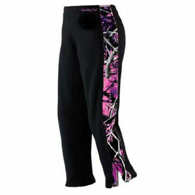 (Moon Shine Attire Muddy Girl Camo Edge Sweatpants Sweat Pants 0306100 MGSPCEB)