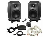 Genelec Pair 8330a with SAM smart technology