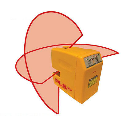 PLS 180 Red Beam laser level