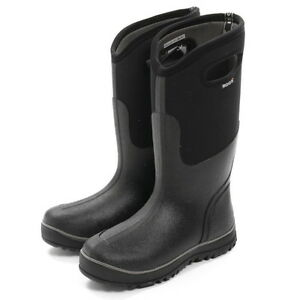 Bogs Classic Ultra High (Men's Insulated Boots - black color)