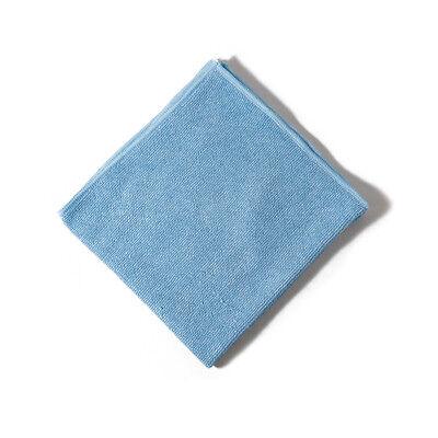 Panno in microfibra antibatterico - colore blu - 100 PEZZI