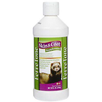 8 in 1 FerreTone Skin & Coat Supplement 16oz