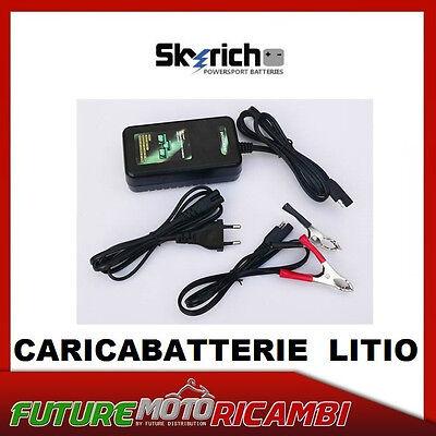 Usado, Skyrich Cargadores Bateria Mantenedor para Batería de Litio, Ácido, Plomo, Gel comprar usado  Enviando para Brazil