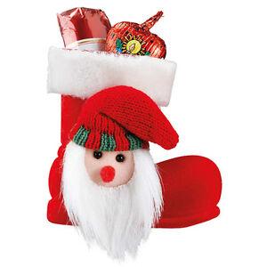 nikolausstiefel santa weihnachtsmann nikolaussocke zum. Black Bedroom Furniture Sets. Home Design Ideas