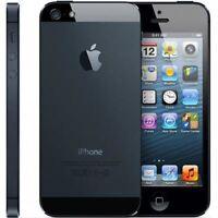 iphone 5 32G black, unlocked