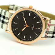 Wrist Watch Women Leather