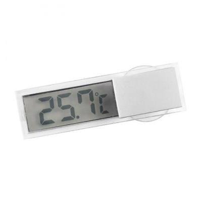 Mini Thermometer Celsius Fahrenheit Lcd Digital Temperature Meter Indoor Outdoor