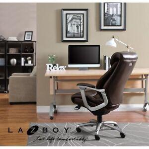 La-Z-Boy Cantania Executive AIRTM Chair New / neuf