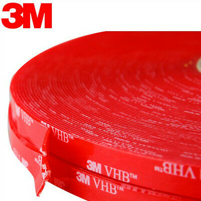3m Vhb 4905 Double-sided Clear Transparent Acrylic Foam Adhesive Tape Long 33m
