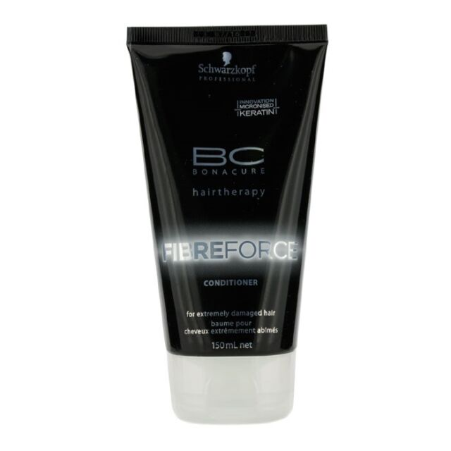 NEW Schwarzkopf BC Fibre Force Conditioner (For Extremely Damaged Hair) 150ml