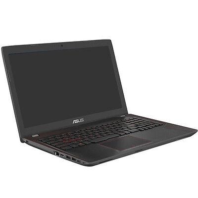 ASUS FX553VD-DM603 Intel Core i5-7300HQ - 8GB - nVidia GTX 1050 - 1000GB