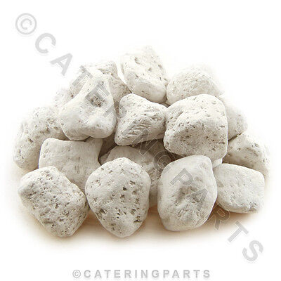 5kg Bag Of White Commercial Pumice Stone Gas Bbq Char Grill Lava Rock Pn Lava9