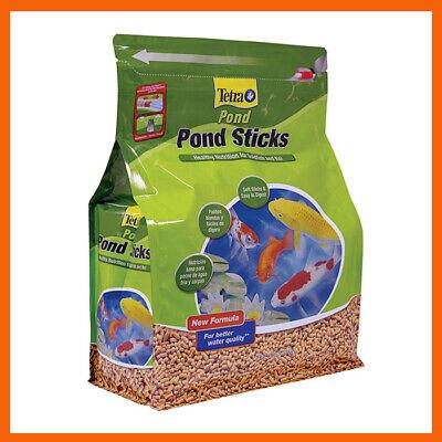 Pond Sticks Pond Fish Food for Goldfish and Koi 1.72 LB Aquatic Healthy Food