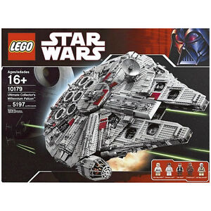 LEGO: Item 10179: Millennium Falcon (Ultimate Collector Edition) Belleville Belleville Area image 1