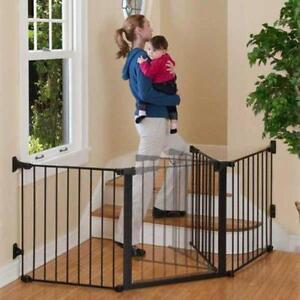 KidCo Baby Gates: Install Package (Don't ruin your staircase!)
