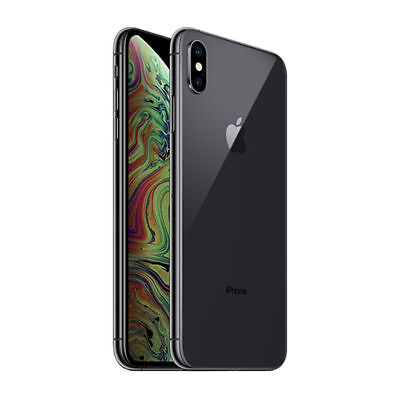 "APPLE IPHONE XS 256GB SPACE GRAY NERO VIDEO 4K DISPLAY SUPER RETINA HD 5.8"" ITA"