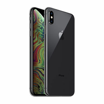 APPLE IPHONE XS MAX 64GB SPACE GRAY NERO VIDEO 4K DISPLAY GARANZIA 24 M. HD 6.5