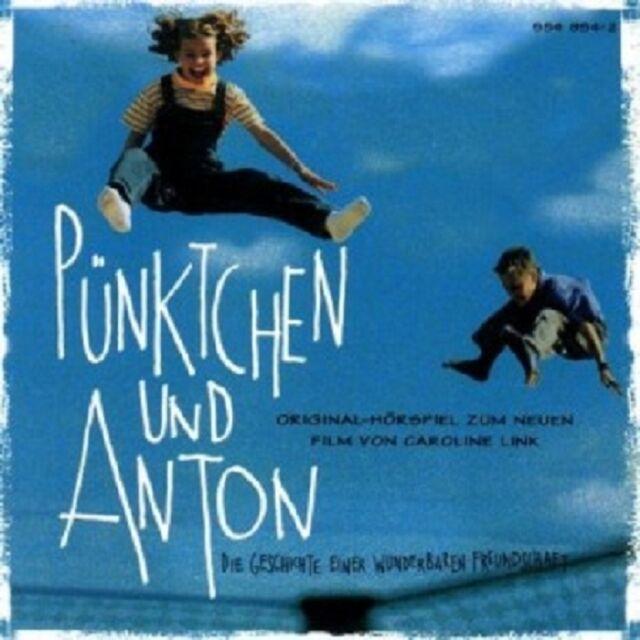 PÜNKTCHEN UND ANTON - HÖRSPIEL ZUM FILM VON CAROLINE LINK  CD  12 TRACKS NEU