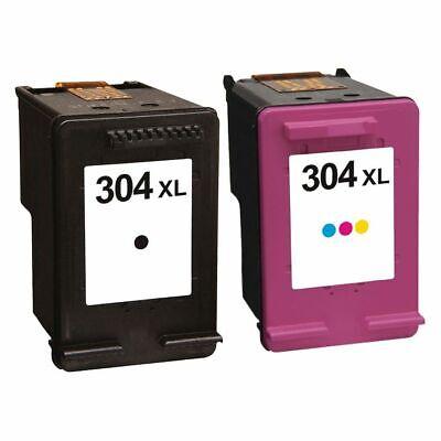 Multipack cartouche d'encre n° 304 xl pour imprimante hp deskjet 3760