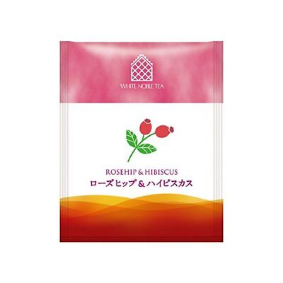 White Noble tea rose hip 2g 50 pieces from Japan