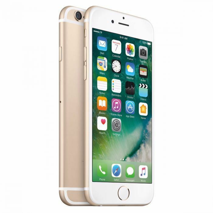 Apple iPhone 6 4G LTE iOS 12MP - TMobile AT&T MetroPCS Cricket 16GB 64GB 128GB