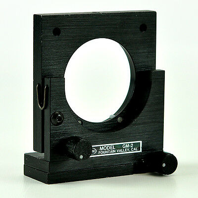 Newport Precision Polarizer Rotation Mount Gm-2