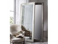 New Massive Cream Leaner Pembridge mirror over 6ft tall £139 IN STOCK NOW