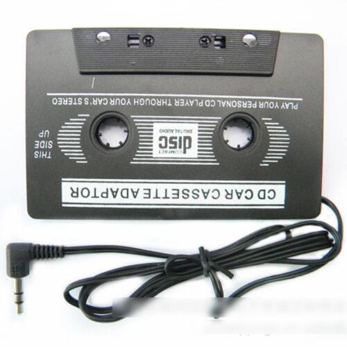 audio plug car cassette tape adapter player. Black Bedroom Furniture Sets. Home Design Ideas