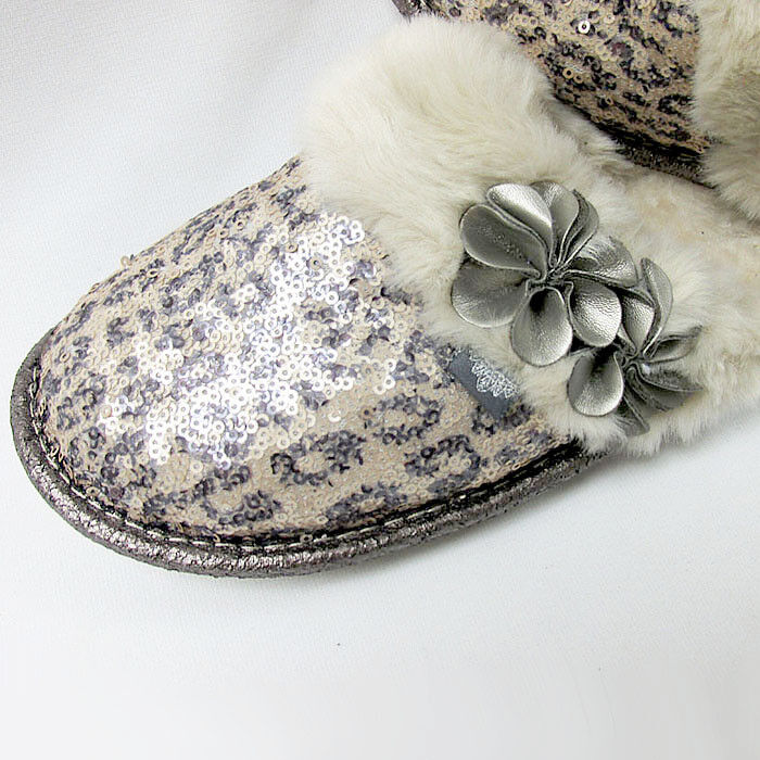 Pretty You London Women's Slippers- Jessica