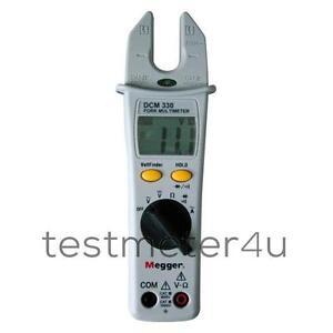 Megger DCM330 Fork Clamp Multimeter