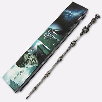 """New Harry Potter 14.5"""" Dumbledore Elder wands Magical Wand Cosplay In Box"""