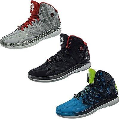 Adidas D Rose 4.5 Herren Basketballschuhe miCoach-kompatibel Basketballstiefel ()