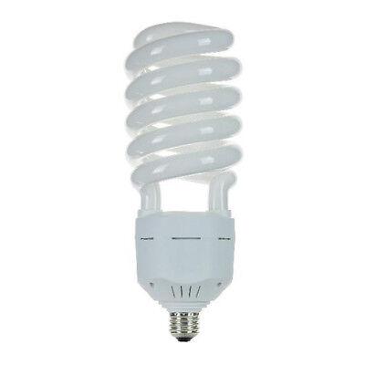 SUNLITE Compact Fluorescent 85W 5000k Super White CFL Twist Bulb - equiv. 350W 85w Compact Fluorescent Bulb